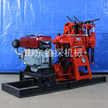 200米液压钻探99re久久资源最新地址99热最新地址获取XY-200型岩心取样钻机价格实在