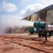 礦山降塵多功能抑塵車150米-200米遠射程大型霧炮機