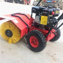 一机多用路面铲雪机电启动地面扫雪机质优价廉