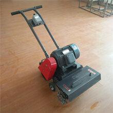 混凝土地面清灰机电启动路面清渣机