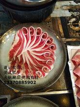 谢记食品供应进口冷冻牛羊肉羊肉卷肥牛美肥梭边鱼供应厂家自助烤肉火锅食材牛五花图片