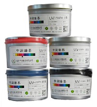 印材城供应UV600-P系列高附着力型UV胶印油墨