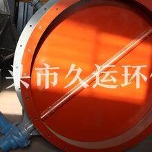 通风蝶阀,DN500通风管道专业使用,效果好图片