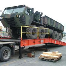 柳州移动登车轿龙城移动登车轿移动液压登车轿装卸货得力助手