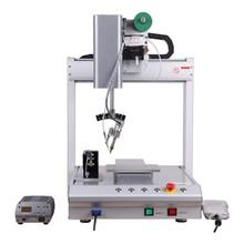 焊锡机厂家直销整流器全自动焊锡机器人图片