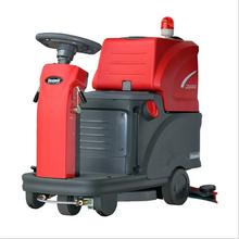 西安克力威驾驶式电动洗地车地车性价比最高西安冠杰机械设备有限公司