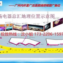 广州内环至广清连接线增槎路广告位