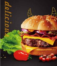 星宣漢堡加盟總部地址圖片