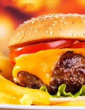 哈萊客炸雞漢堡加盟總部地址圖片