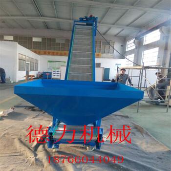 厂家爬坡输送机大倾角裙边挡板传动线皮带提升流水线设备