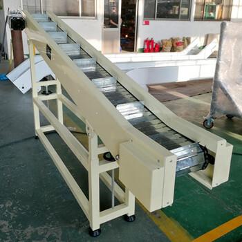 不锈钢直行网带链板输送机A会理不锈钢直行网带链板输送机厂家