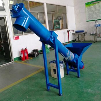 蛟龍螺旋滾筒輸送機A南溪蛟龍螺旋滾筒輸送機廠家生產