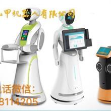 浙江无轨送餐机器人