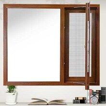 贵阳108断桥窗纱一体平开窗窗纱一体平开窗定制图片