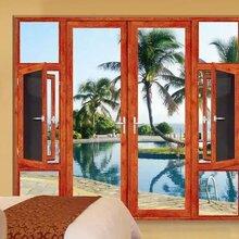 六盘水120系列断桥窗纱一体平开窗价格图片