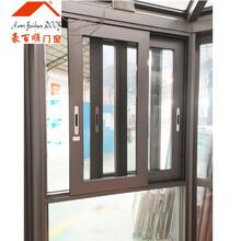 台州铝合金门窗公司_品牌铝合金门窗代理图片