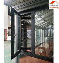 广东佛山铝合金门窗厂_断桥铝门窗图片