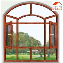 宝鸡断桥铝门窗价格_108断桥窗纱一体平开窗价格图片