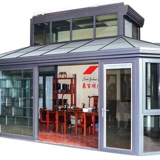 兰州铝合金门窗哪个品牌性价比高_50系列平开窗价格图片5