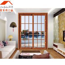 黄石阳台重型推拉门品牌_推拉门2.0厚多少钱一平方图片