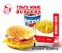 汉堡加盟汤姆之家,西式快餐汉堡炸鸡