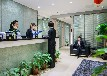 紧俏户型/双地铁口精装修办公室出租带办公家具优。惠价