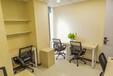 成本低质量高创富港小型办公室出租费用全包