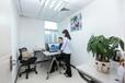 送网络、水电、空调、物业费,小型办公室精装修拎包办