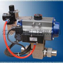 氣動切斷閥型號,氣動切斷閥原理圖片