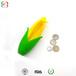 硅膠制品廠家供應硅膠玉米零錢包-玉米硅膠筆袋拉鏈包