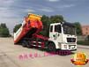 大型勾臂式移动压缩垃圾站专业生产厂家