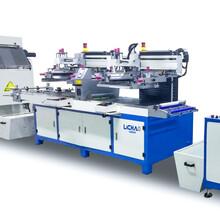 力超全自动卷对卷丝网印刷机图片