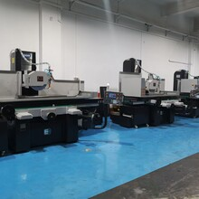 新能源锂电池行业适用精密磨床大型平面磨床新机出售昌汉磨床图片