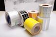 生產批發供應空白不干膠標簽紙,普通彩色空白標簽多色標簽紙廠家直銷