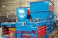 东莞市大型废纸箱液压打包机卧式棉花秸秆打捆机生产厂家型号齐全