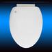 厂家直销U型马桶盖马桶盖板坐便器盖板彩盒缓降加厚马桶盖