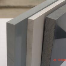 供应河北力达PVC灰板全新料PVC塑料板化工用PVC板材