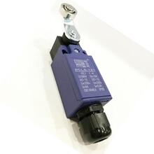 限位行程开关微动PCLS-121防水自复位欧式带防水电缆头图片