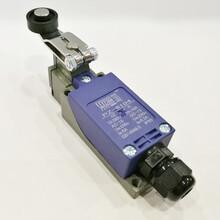 限位行程开关微动开关PCZ-8104防水自复位塑料轮带防水电缆头图片