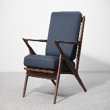 供应人才配套房家具,现代创意休闲椅DC005工厂直销