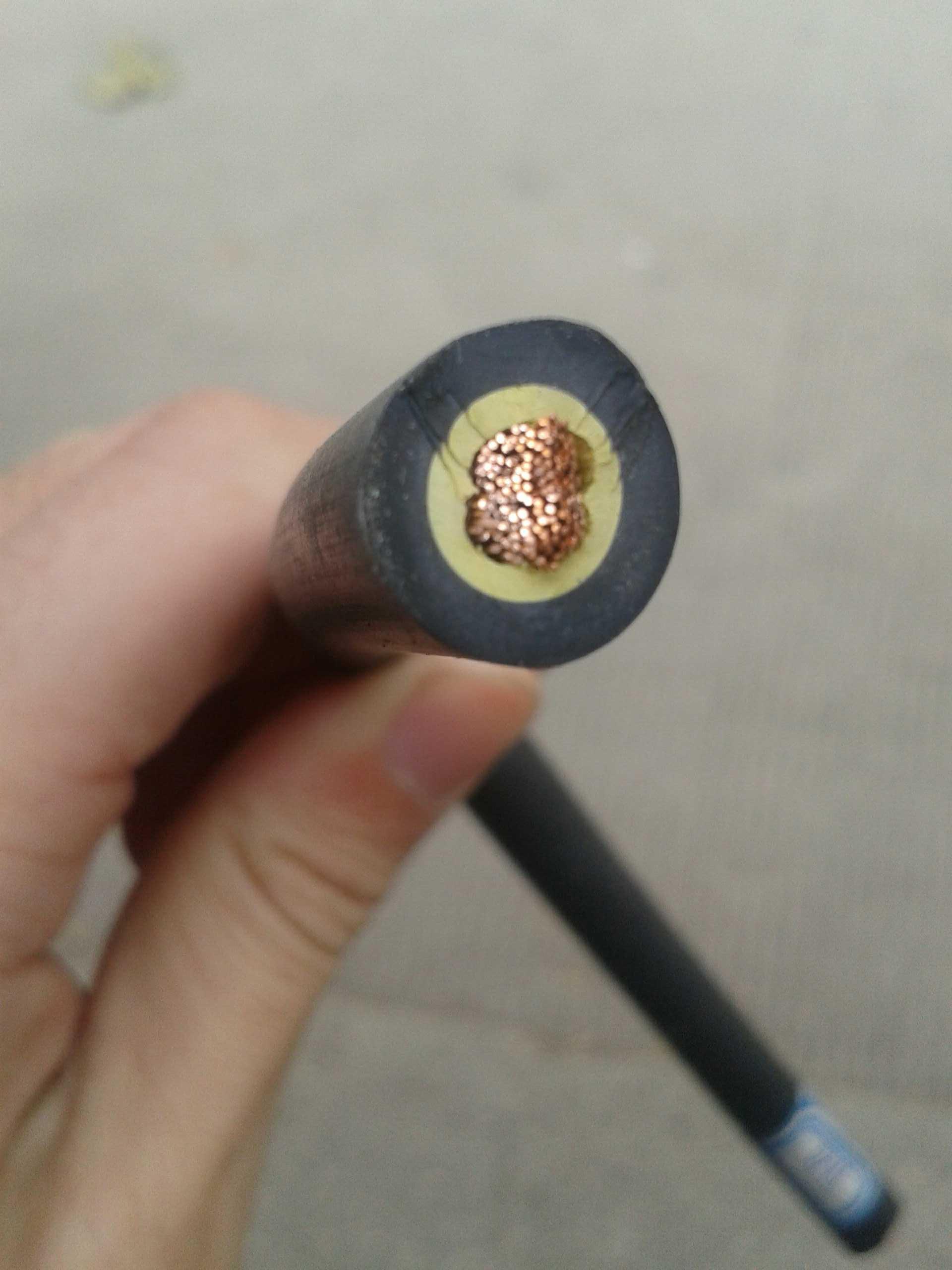 潜水泵专用耐高温电缆