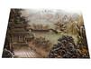 徐州市瓷砖浮雕打印机多少钱弘旭HX118-3UV打印机