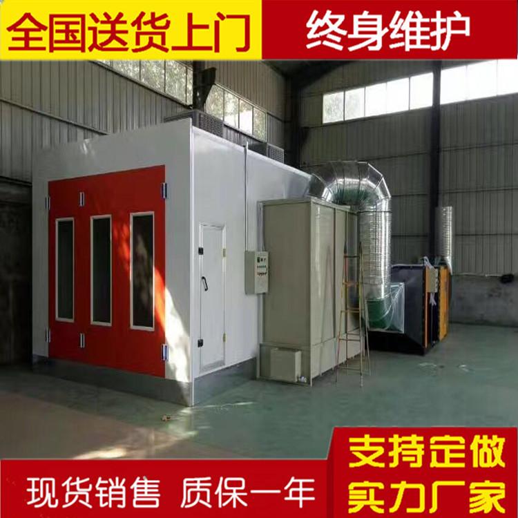 广州汽车烤漆房广东涂装行业专业厂家量身定做包安装-宏天腾亚