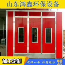 辽宁汽车烤漆房报价环保型家具喷烤漆房量身定做丹东烤漆房厂家图片