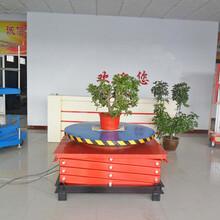 液压升降舞台厂家-济南恒通定制各种舞台升降机图片