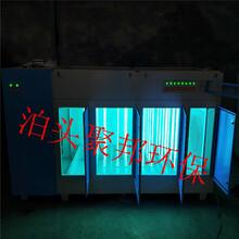 光氧净化器工业除臭除烟净化设备环保设备等离子除尘器