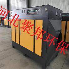 废气处理设备光氧除尘器环保设备等离子净化器旱烟净化器
