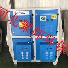 印刷废气处理设备UV光解催化低温等离子净化器光氧除尘器