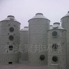 喷淋净化塔工业废气净化环保设备光氧等离子除尘器旱烟净化器