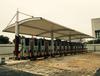 马鞍山专业膜结构车棚制作/遮阳棚膜结构雨棚定制安装